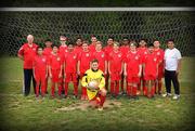 24th Apr 2017 - Dynamo Soccer Team