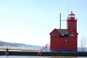 """25th Apr 2017 - The lighthouse known as """"Big Red"""""""