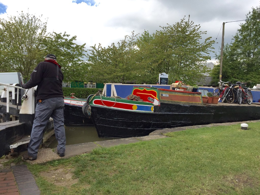 The Lock Keeper by gillian1912