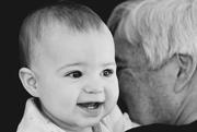 26th Apr 2017 - Our sweet grandbaby