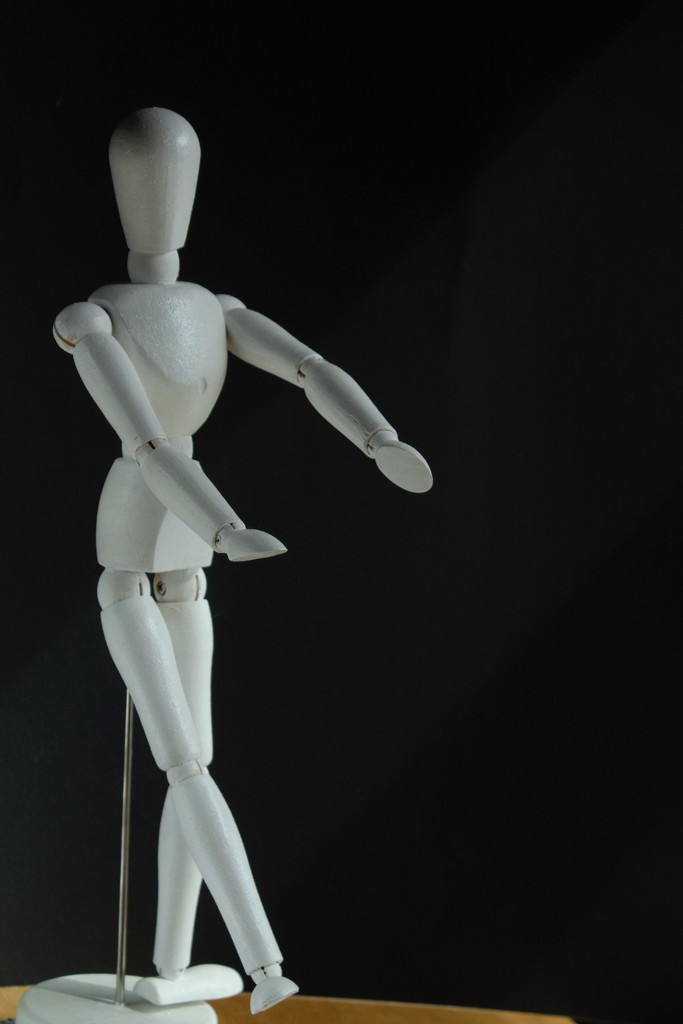 Dancer - 3rd position. by granagringa