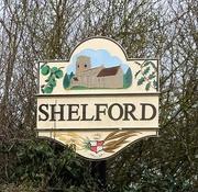 26th Apr 2017 - Shelford