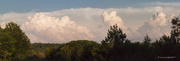 27th Apr 2017 - Panorama of an Approaching Storm
