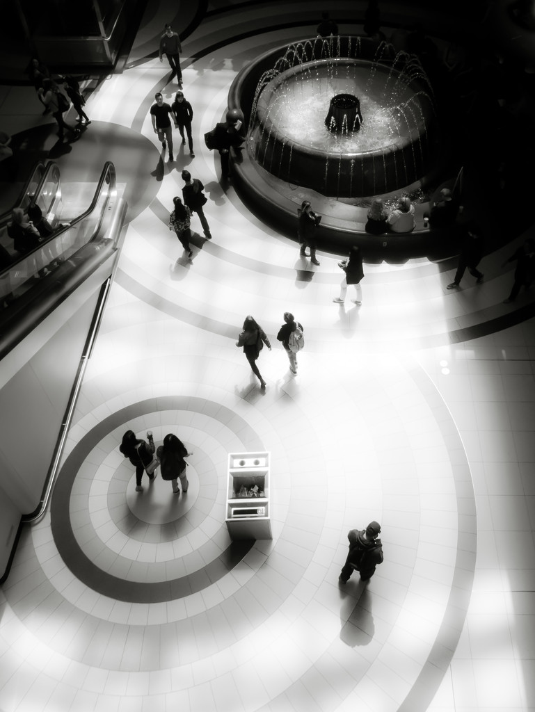 looking down by northy