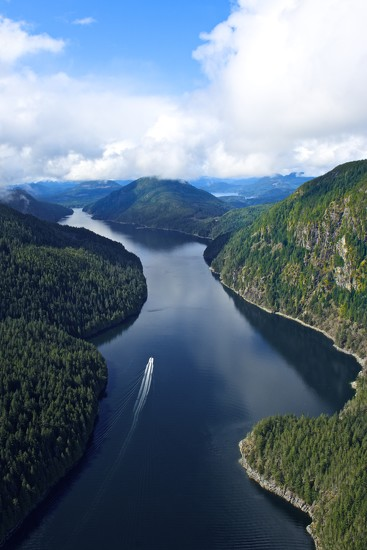 Beautiful British Columbia by kwind
