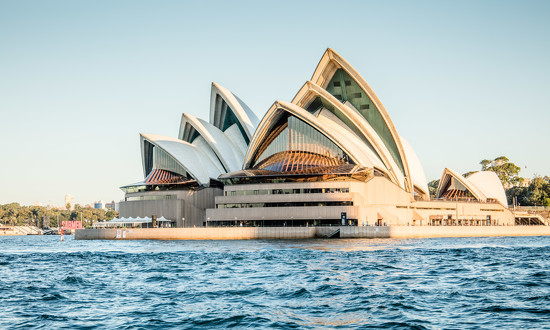 Sailing past the Opera House  by nicolecampbell