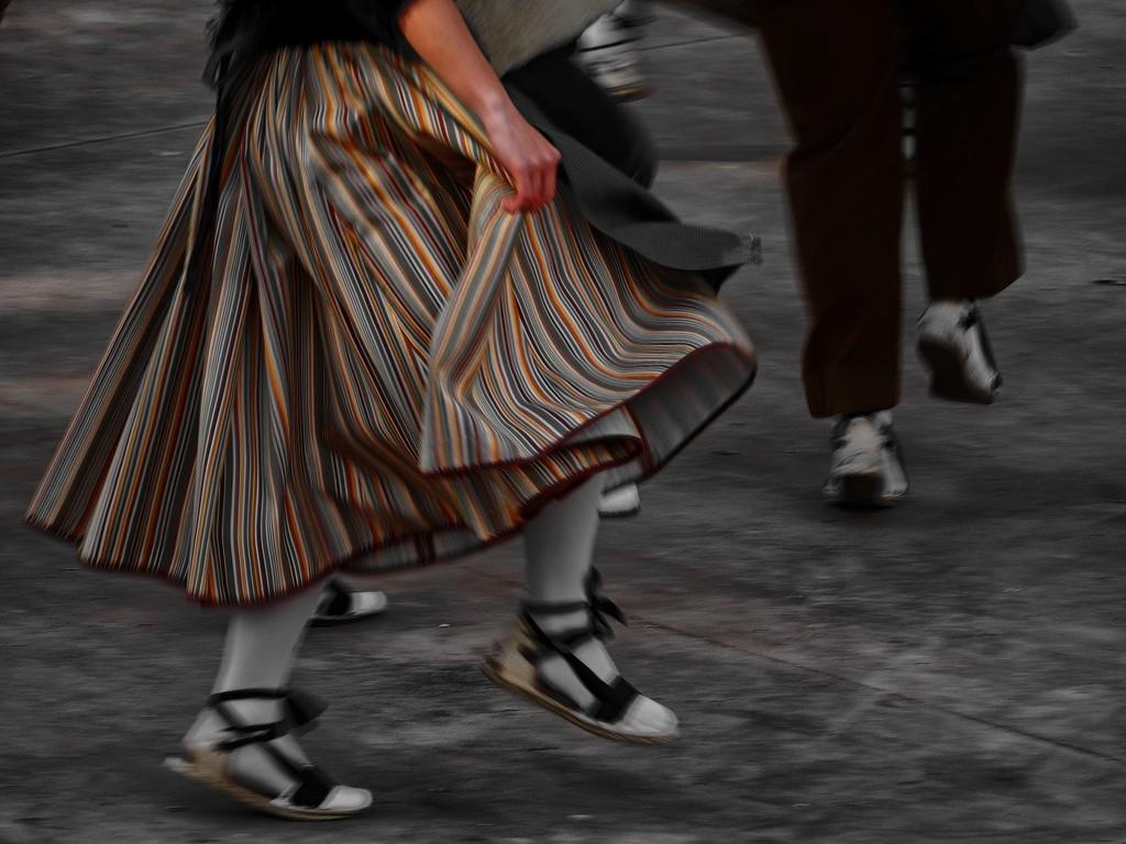 Danse traditionelle catalane by laroque
