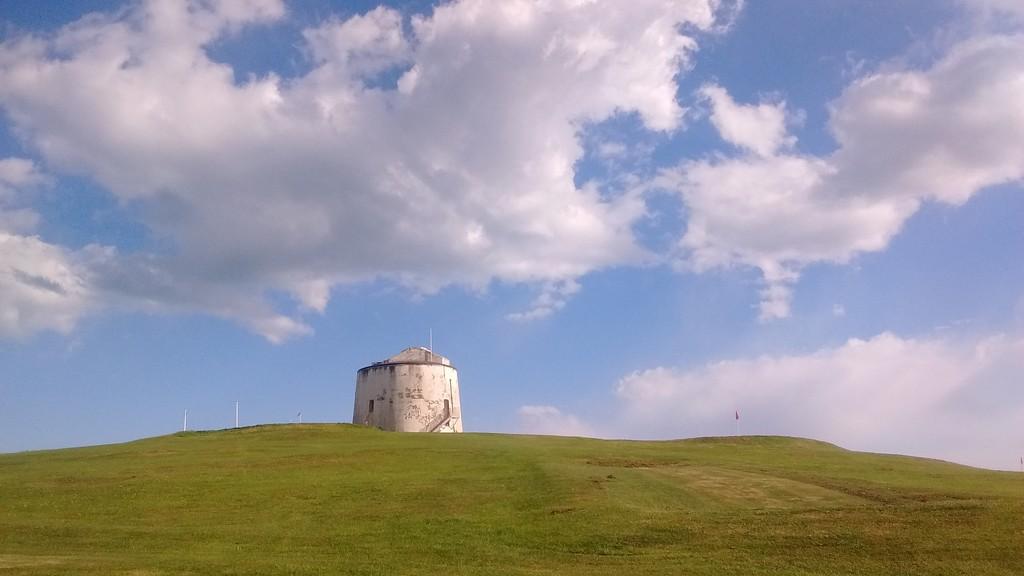 Martello Tower, Folkestone by fbailey