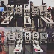 2nd May 2017 - Robot-error.