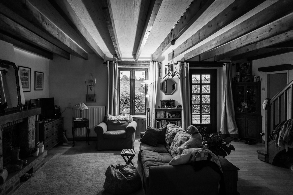 PLAY May - Sony 16mm f/2.8: Interior by vignouse