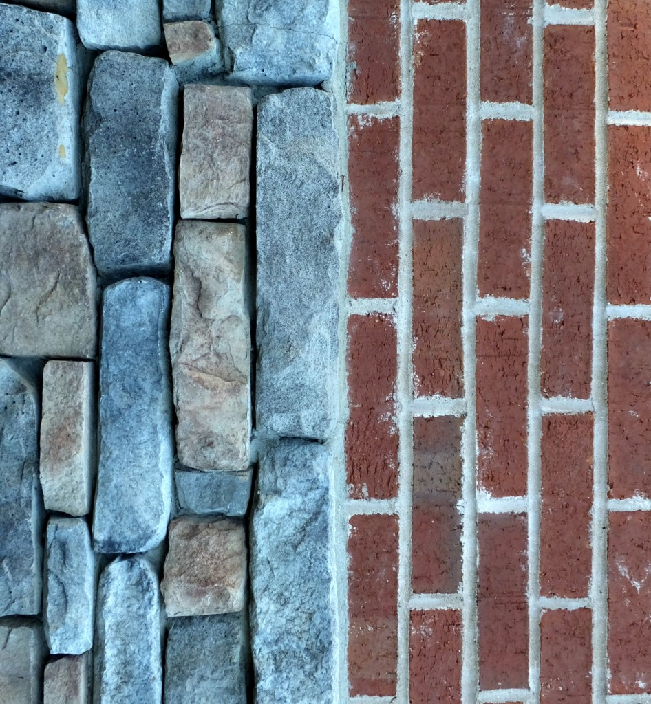 Bricks And Wall by linnypinny