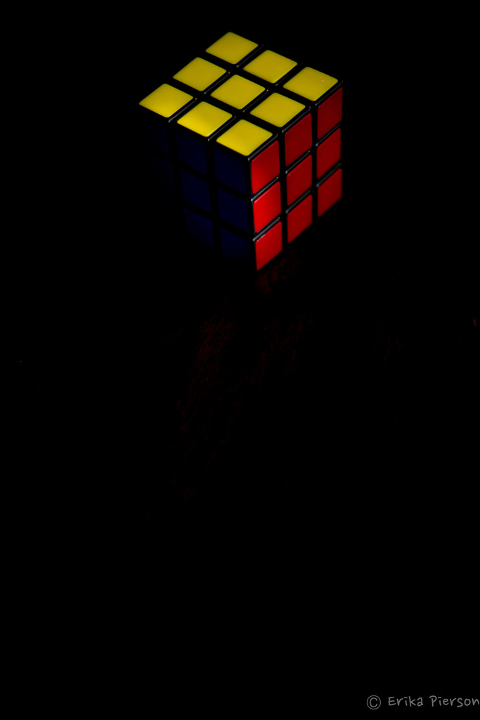 Floating Rubix... by epcello