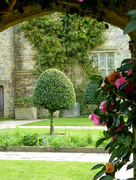 20th Apr 2017 - A glimpse through the archway at Nymans
