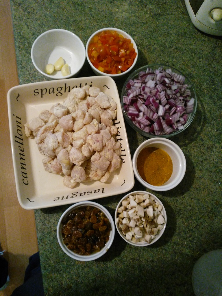 Curry tonight by jmdspeedy