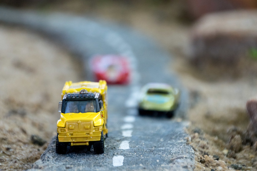 Toy Road by ckwiseman