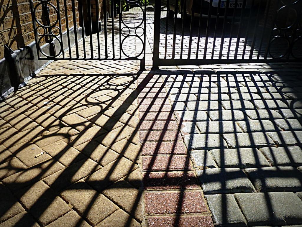 Gate shadows by boxplayer