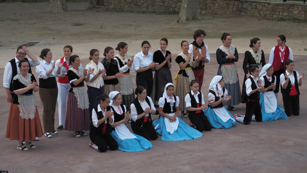 Catalan costumes by laroque
