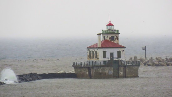 Oswego harbor lighthouse by maggie2