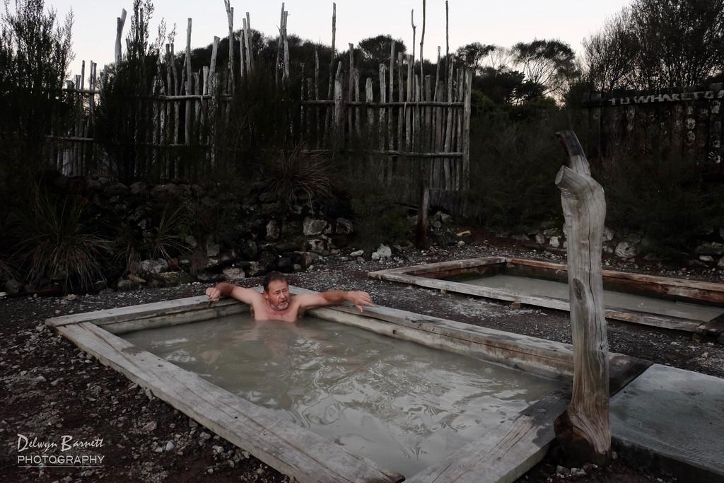 Ngawha Springs (the cold pool) by dkbarnett
