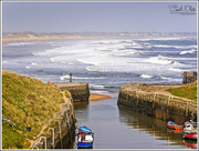 9th May 2017 - The Incoming Tide At Seaton Sluice