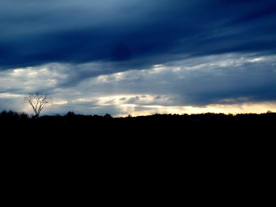 Night sky 2 by bruni