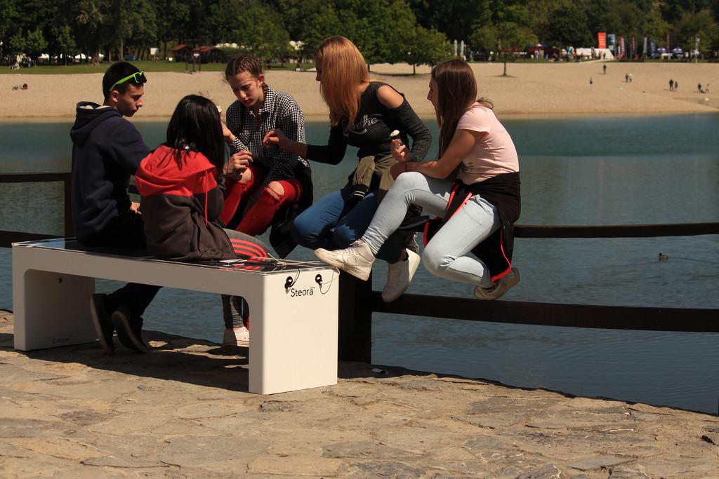 """Smart bench"" by cherrymartina"