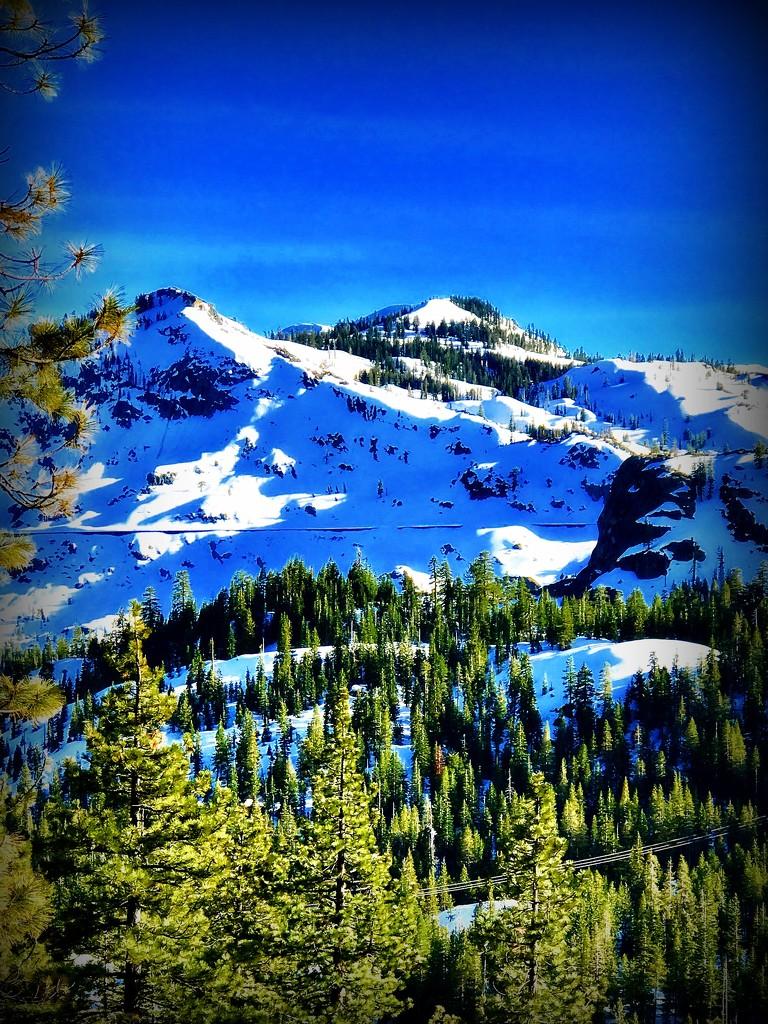 High Sierras by gardenfolk