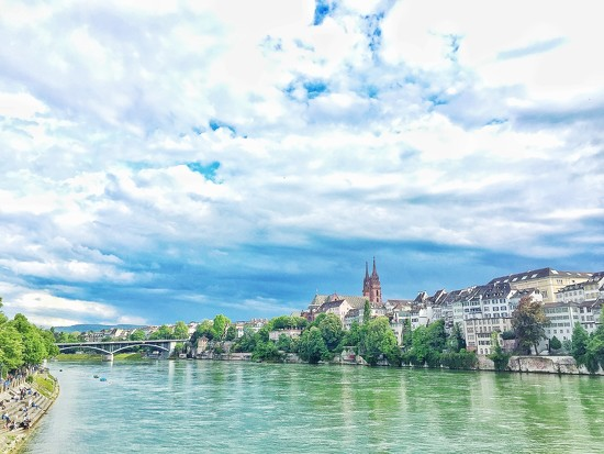 By the Rhine river by cocobella