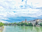 12th May 2017 - By the Rhine river