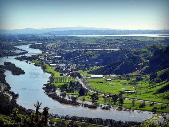 The Mighty Waikato by yorkshirekiwi
