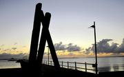 14th May 2017 - Wynnum Waterfront at sunrise