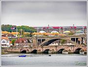 15th May 2017 - Three Bridges Across The River Tweed