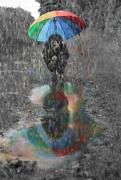 15th May 2017 - Making Rainbow Rain