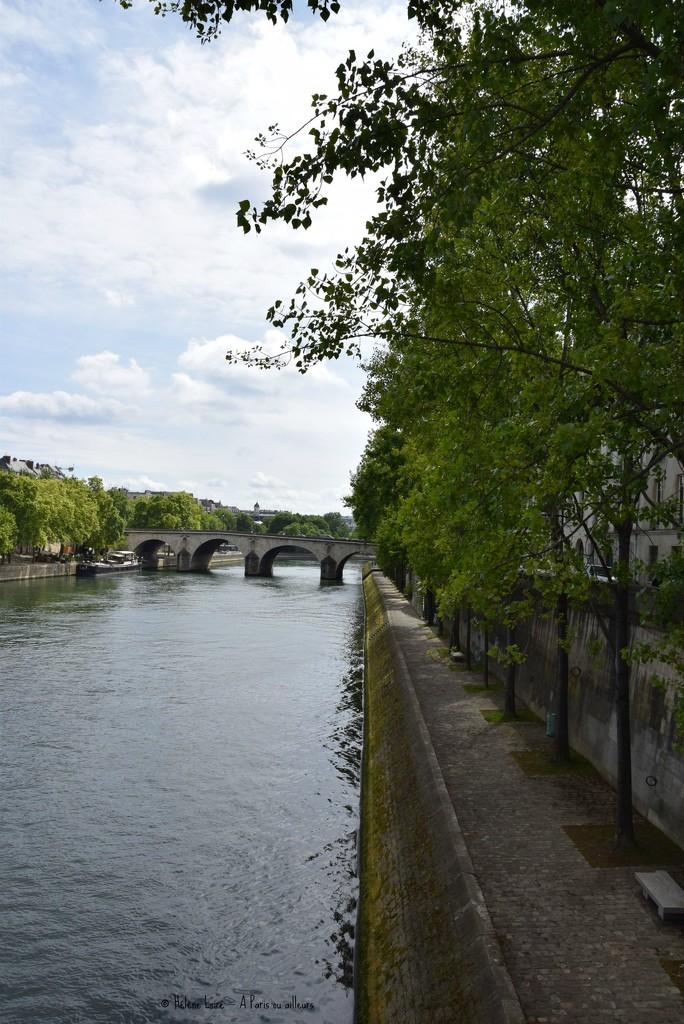 Ile saint Louis by parisouailleurs