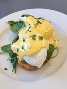 16th May 2017 - Eggs Benedict Florentine