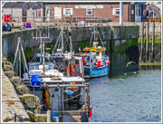 17th May 2017 - Amble Harbour