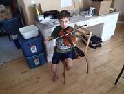 24th Sep 2016 - Little Fiddler