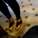 She Wore Golden Shoes