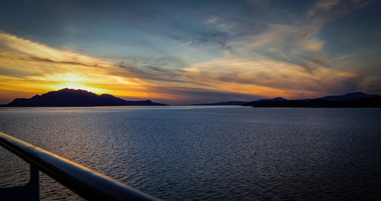 Vancouver Sunset by purdey