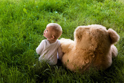 21st May 2017 - Big Bear and Jackson's Adventure