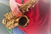 20th May 2017 - Saxophone High School Band