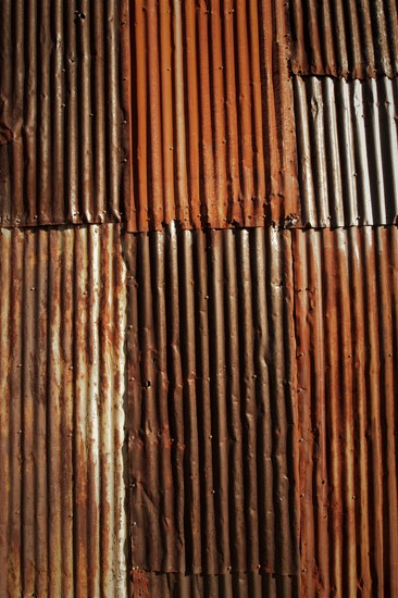 Shades of Rust by radiogirl