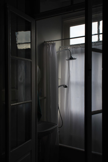 The shower scene by helenm2016