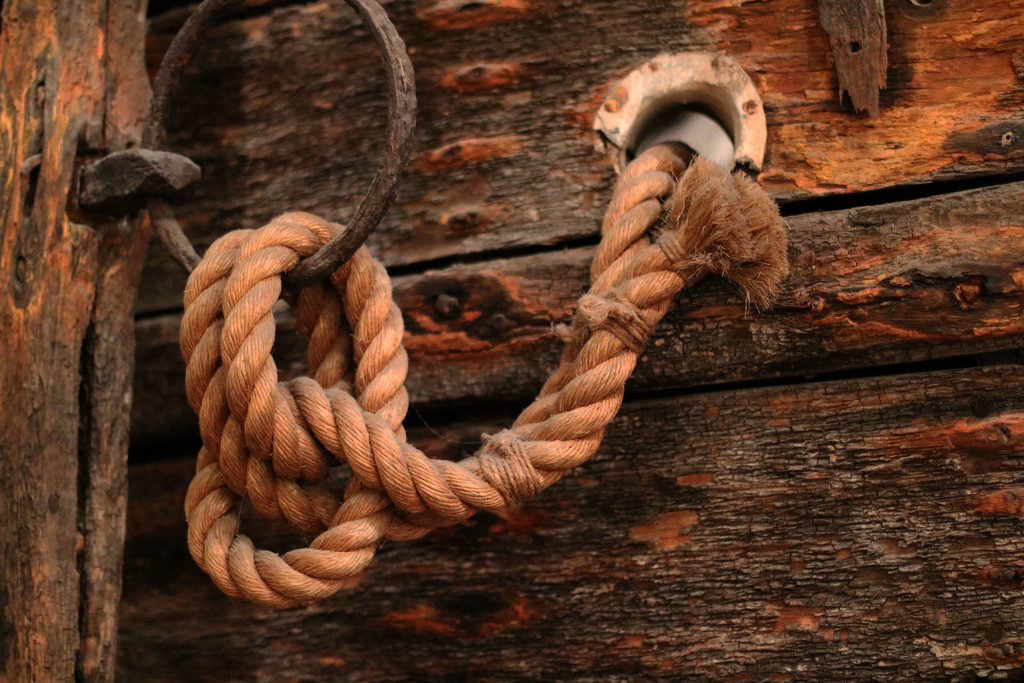 Anchor Rope by lynbonn