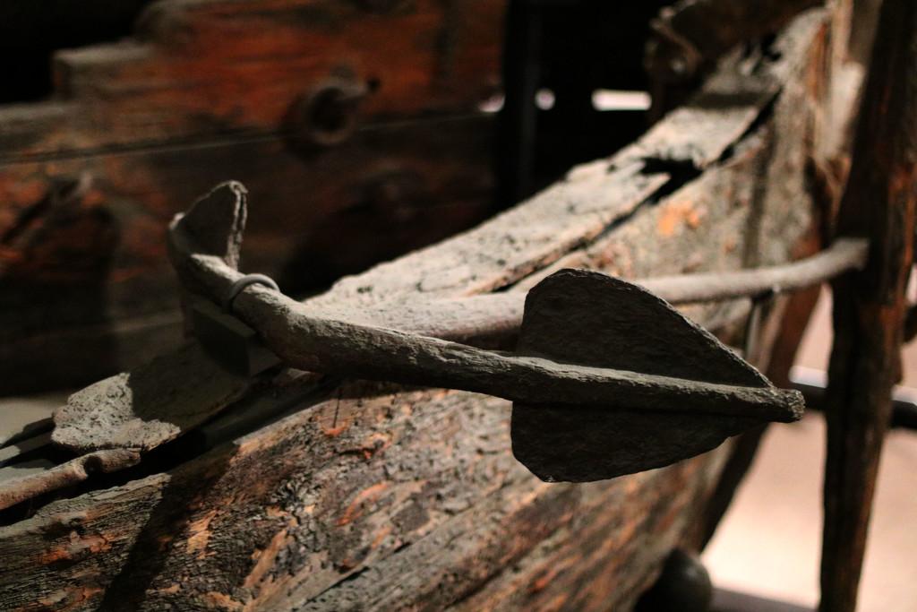 The Anchor  by lynbonn