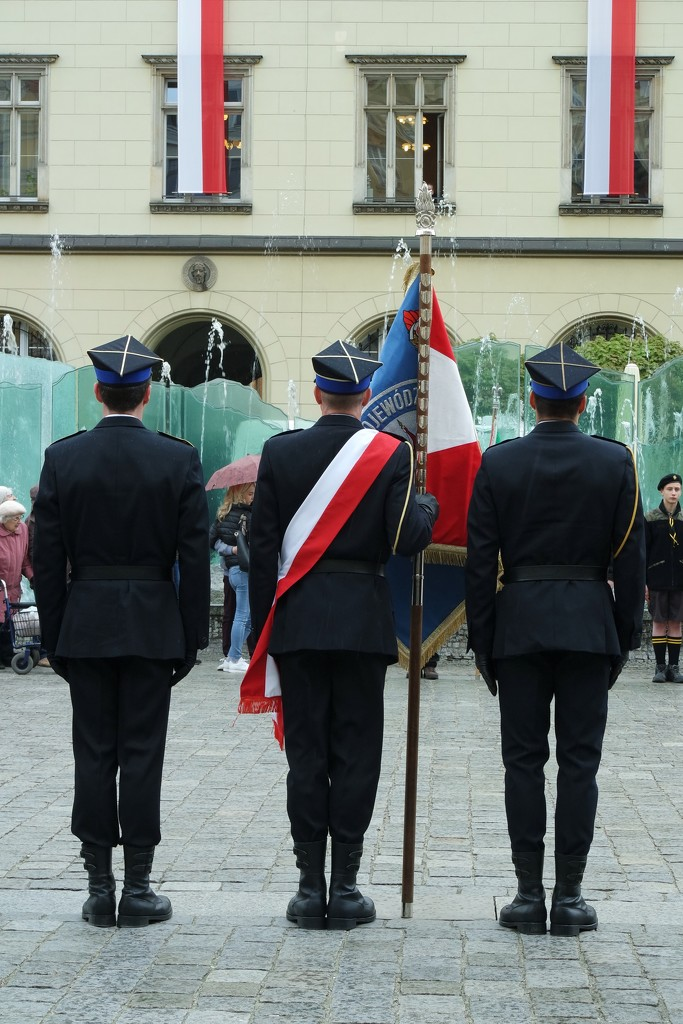 Day of the Polish Flag (May 2) by toinette