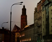 28th Apr 2017 - Wroclaw by night II