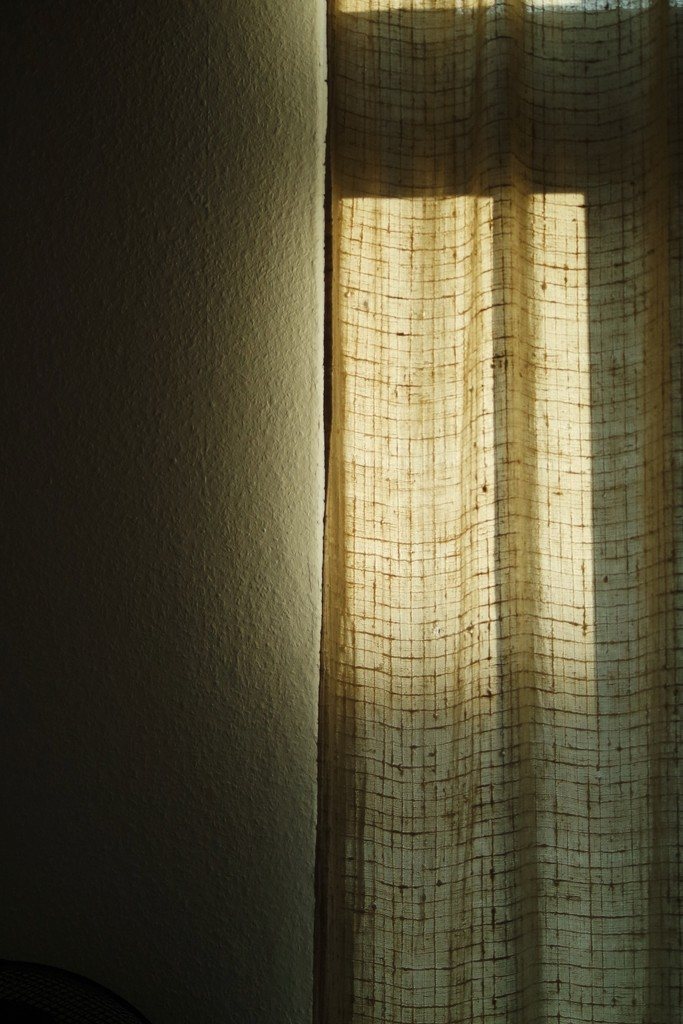 Light and Curtain I by toinette