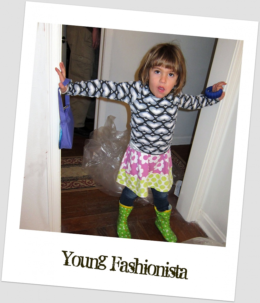 Young Fashionista by allie912