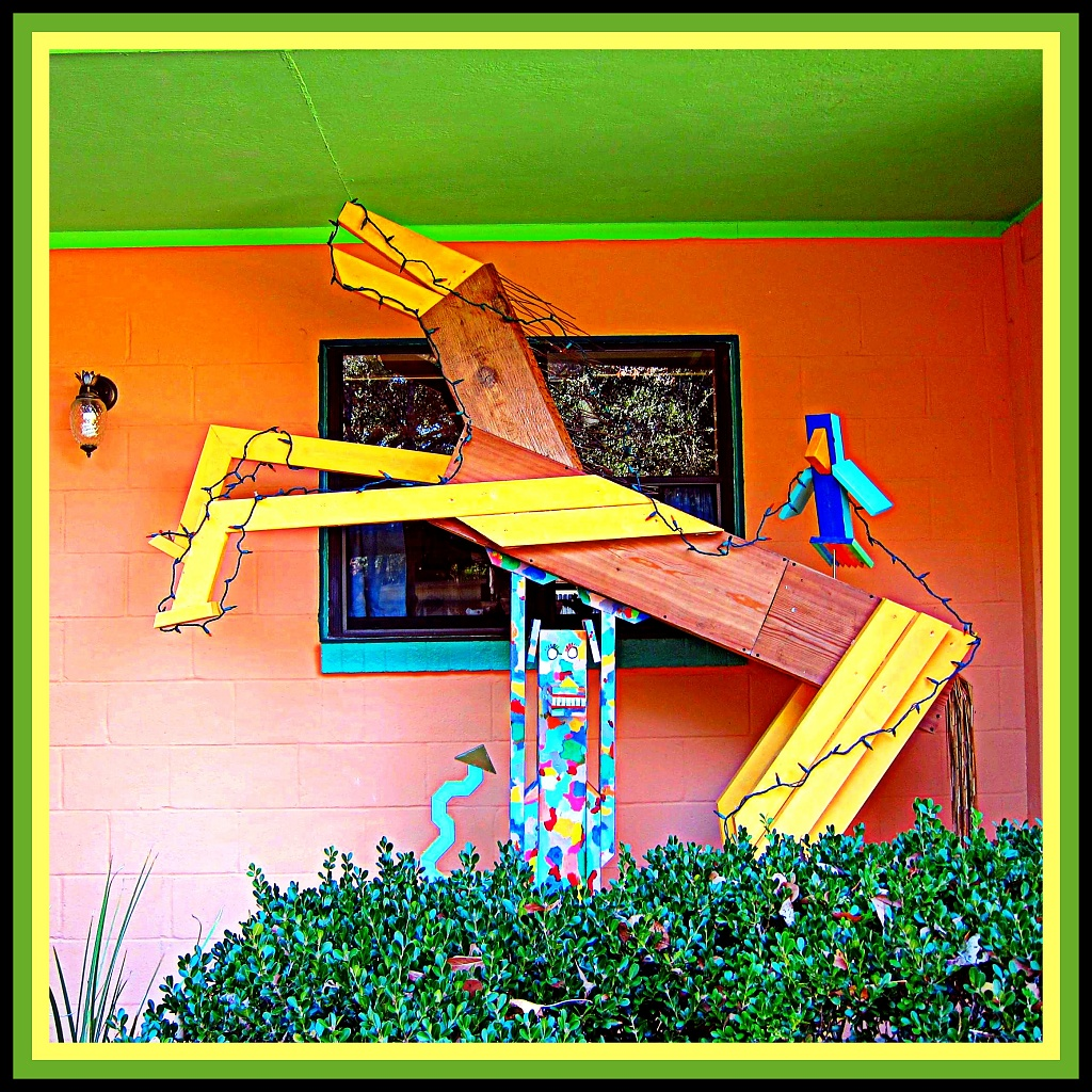 Florida Folk Art by allie912
